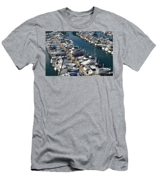 The Marina Men's T-Shirt (Athletic Fit)