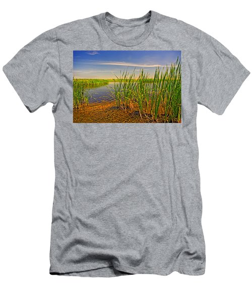 The Marshes Of Brazoria Men's T-Shirt (Athletic Fit)