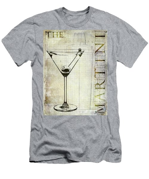 The Martini Men's T-Shirt (Athletic Fit)