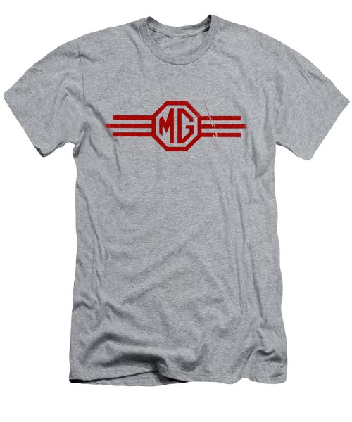 The Mg Sign Men's T-Shirt (Athletic Fit)
