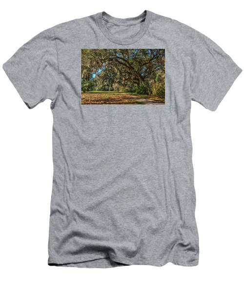 The Mighty Oaks 1 Men's T-Shirt (Athletic Fit)