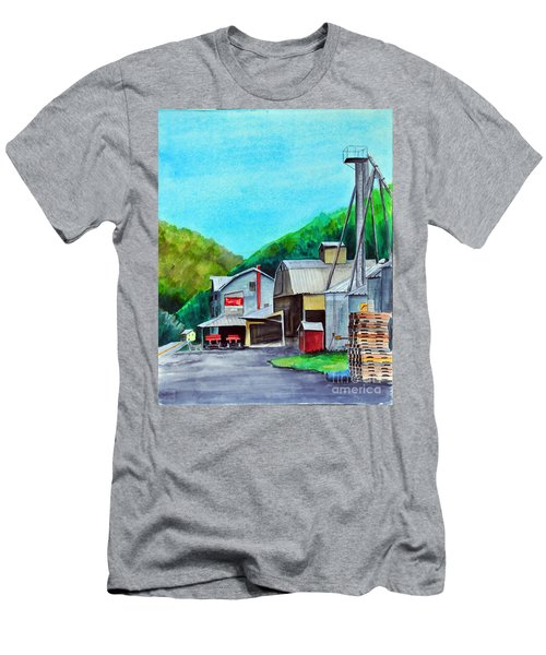 The Mill At Shade Gap II Men's T-Shirt (Athletic Fit)