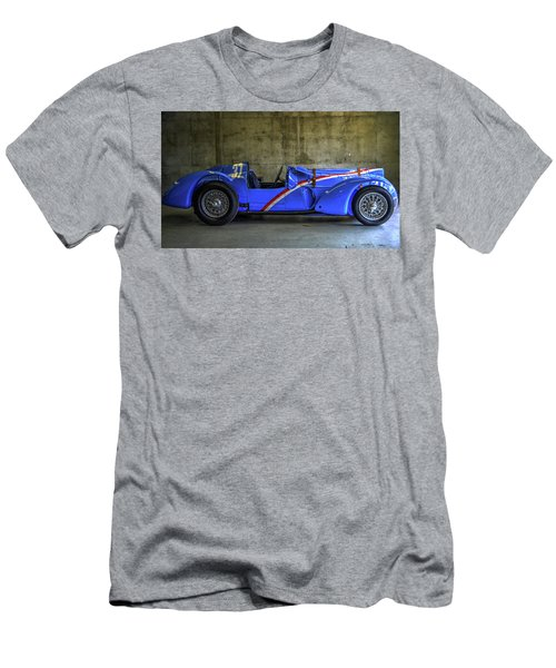 The Million Franc Car Men's T-Shirt (Athletic Fit)