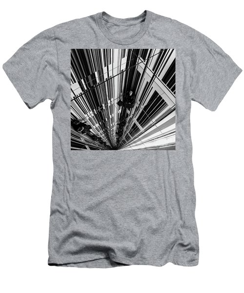 The Mirror Room Men's T-Shirt (Slim Fit) by Karen Lewis