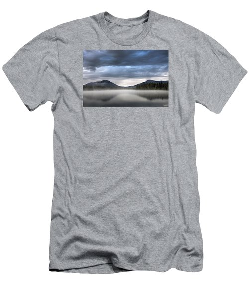 The Moods Of Fish Lake Men's T-Shirt (Athletic Fit)