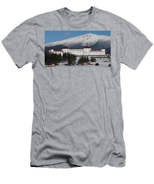 The Mount Washington Hotel Men's T-Shirt (Athletic Fit)