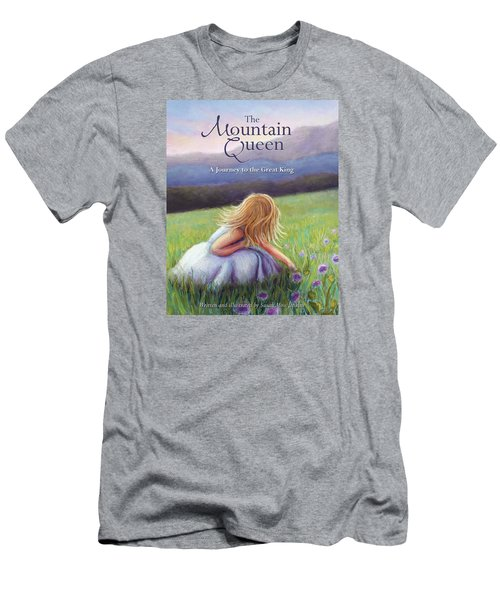 The Mountain Queen Book Cover Men's T-Shirt (Athletic Fit)