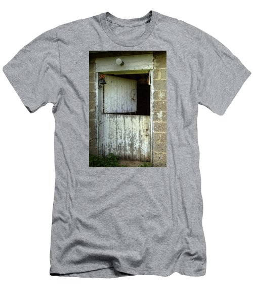 The Mr Ed Door Men's T-Shirt (Athletic Fit)
