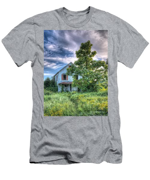The Nathaniel White Farm House Men's T-Shirt (Athletic Fit)