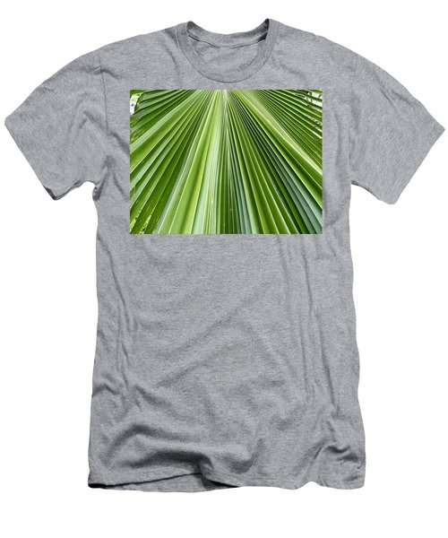 The Nature Of My Abstraction Men's T-Shirt (Slim Fit) by Russell Keating