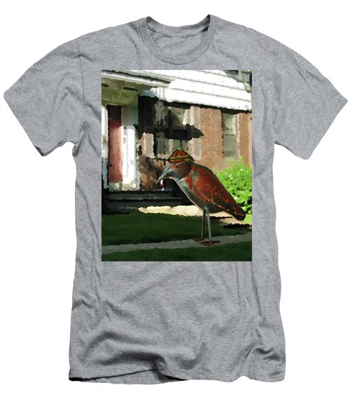 The Neighbor Lady Men's T-Shirt (Athletic Fit)