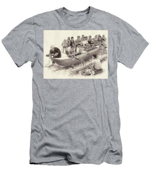 The New Canoe Men's T-Shirt (Athletic Fit)