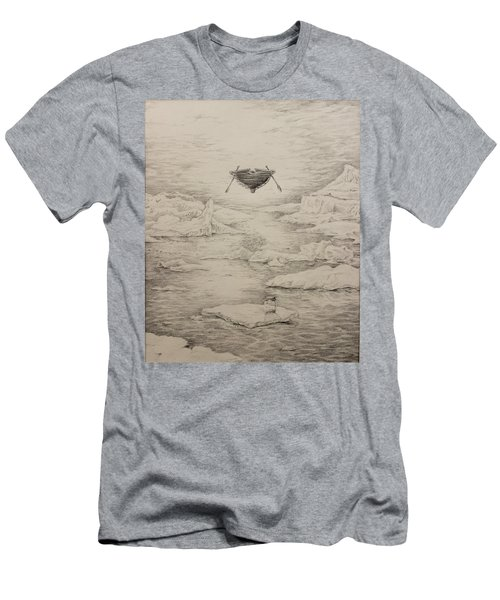 The Non-locals Men's T-Shirt (Athletic Fit)