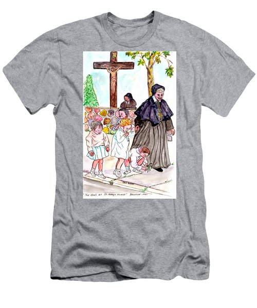 The Nuns Of St Mary's Church Men's T-Shirt (Athletic Fit)