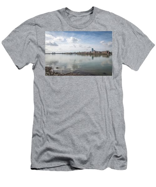 The Old And The New Men's T-Shirt (Athletic Fit)