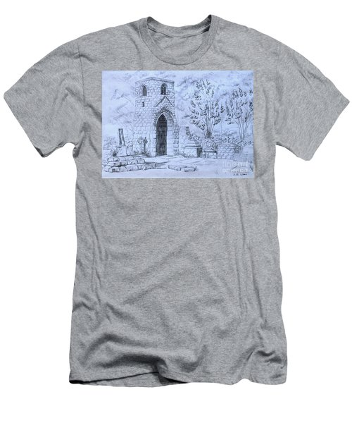 The Old Chantry Men's T-Shirt (Athletic Fit)