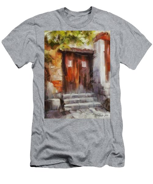 The Old Gate II Men's T-Shirt (Athletic Fit)