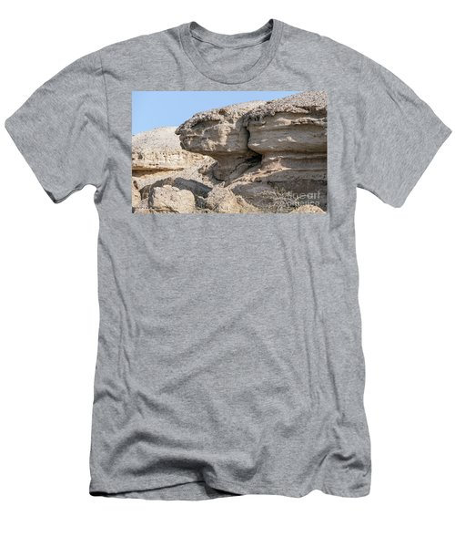 Men's T-Shirt (Slim Fit) featuring the photograph The Old Gatekeeper by Arik Baltinester
