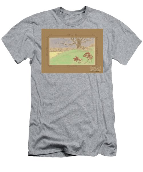 The Old Gully Tree Men's T-Shirt (Athletic Fit)