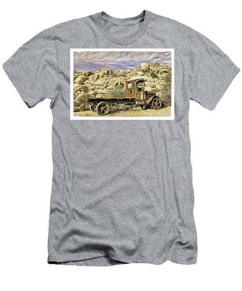 The Old Mack Men's T-Shirt (Slim Fit)