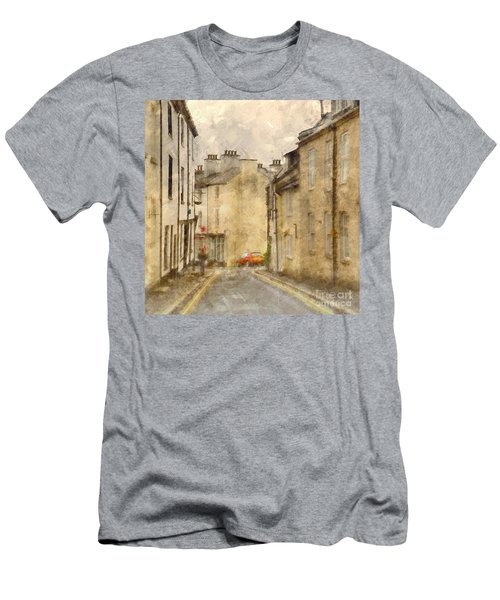 The Old Part Of Town Men's T-Shirt (Athletic Fit)