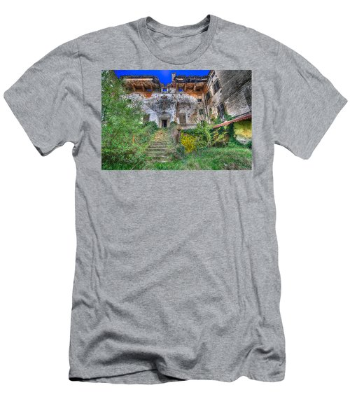 The Old Ruined Castle Men's T-Shirt (Athletic Fit)