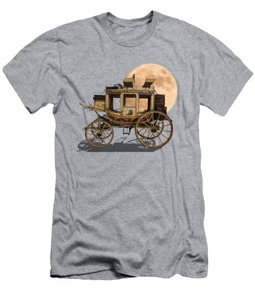 The Old Stage Coach Men's T-Shirt (Athletic Fit)