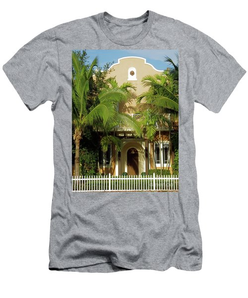 The Old Sunset House. Men's T-Shirt (Athletic Fit)