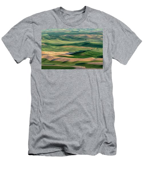 The Palouse Men's T-Shirt (Athletic Fit)