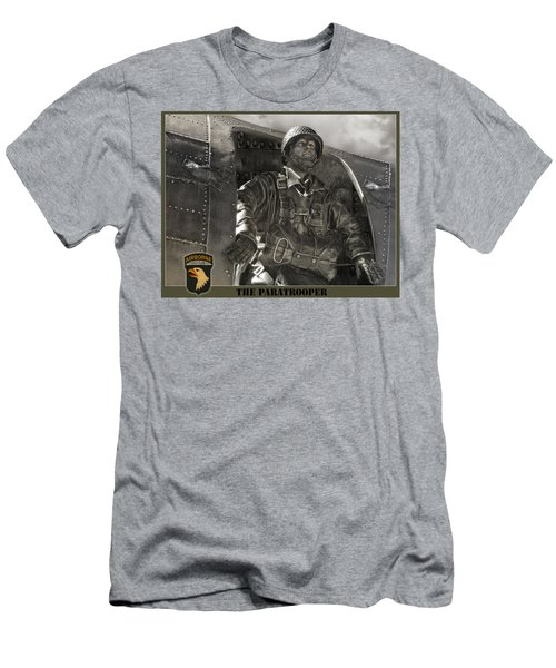 The Paratrooper Men's T-Shirt (Athletic Fit)