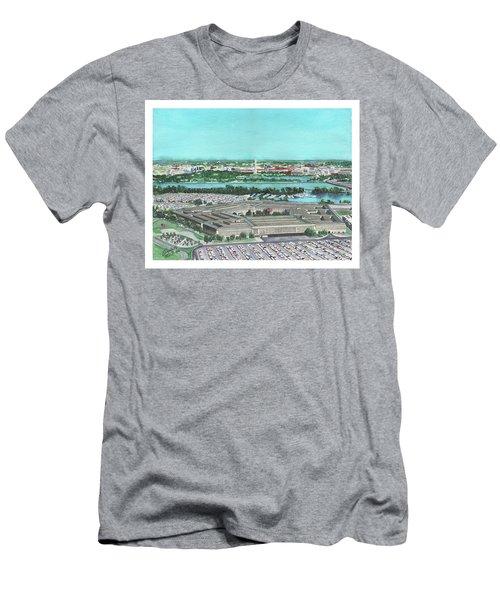 The Pentagon Men's T-Shirt (Athletic Fit)