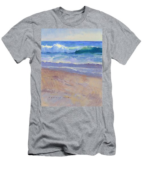 The Healing Pacific Men's T-Shirt (Athletic Fit)