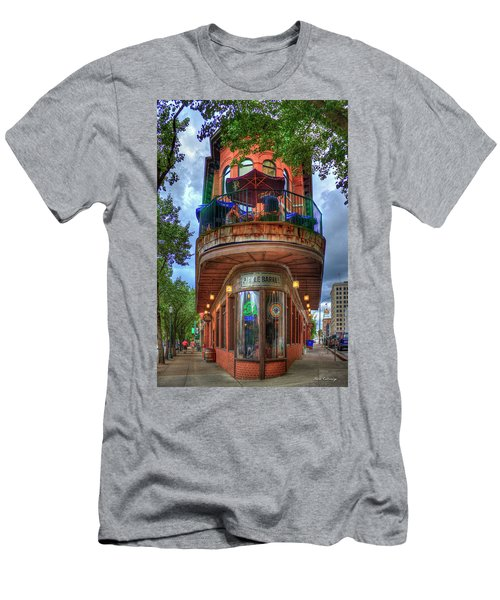 The Pickle Barrel Chattanooga Tn Men's T-Shirt (Slim Fit) by Reid Callaway