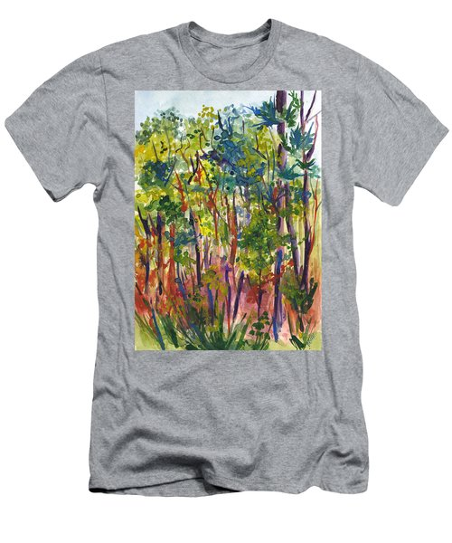 The Pines Men's T-Shirt (Athletic Fit)