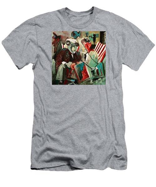 The Portal Men's T-Shirt (Athletic Fit)