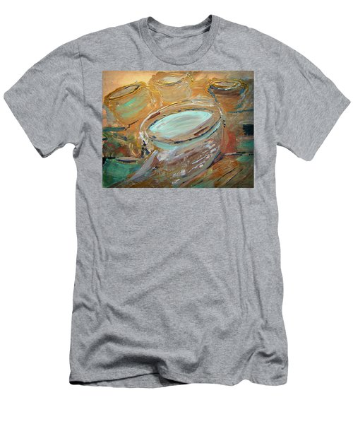 The Potter Canvas Men's T-Shirt (Athletic Fit)