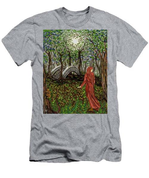 The Priestess Of Ealon Men's T-Shirt (Athletic Fit)