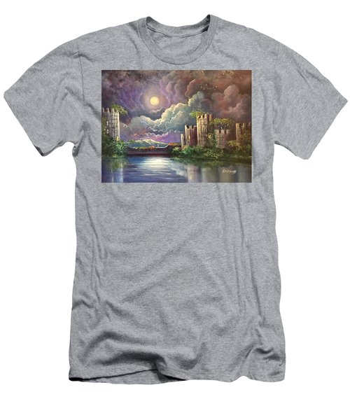 The Proposal Men's T-Shirt (Slim Fit) by Randy Burns