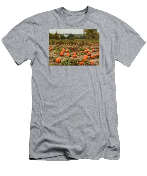 The Pumpkin Farm Two Men's T-Shirt (Athletic Fit)