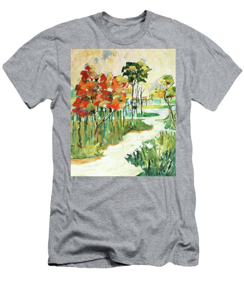 The Redlands2 Men's T-Shirt (Athletic Fit)