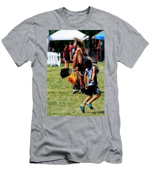 The Relay Men's T-Shirt (Athletic Fit)