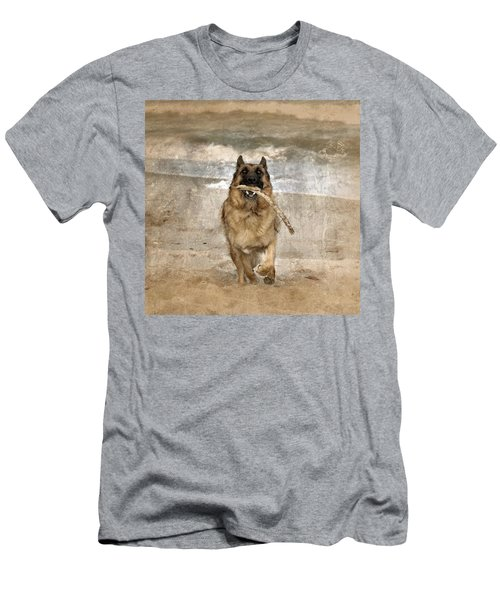 The Retrieve Men's T-Shirt (Athletic Fit)
