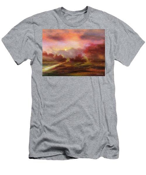 The Road Men's T-Shirt (Athletic Fit)