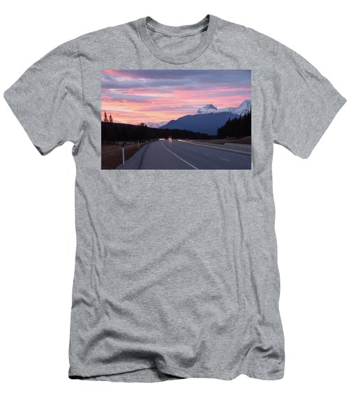 The Road Trip Men's T-Shirt (Slim Fit) by Keith Boone