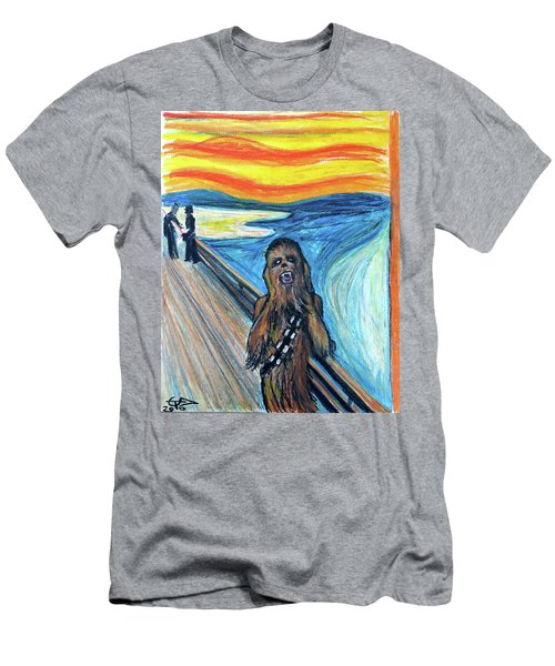 The Roar Men's T-Shirt (Slim Fit) by Tom Carlton