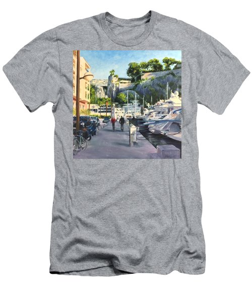 The Rock Ahead Men's T-Shirt (Athletic Fit)