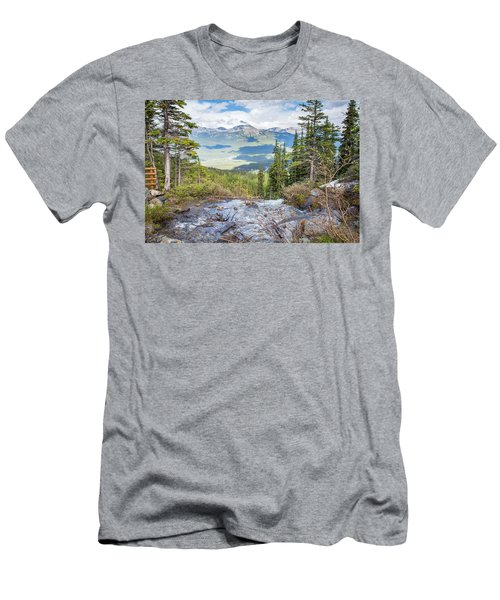 The Rockies Men's T-Shirt (Athletic Fit)