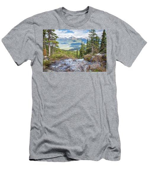 The Rockies Men's T-Shirt (Athletic Fit)