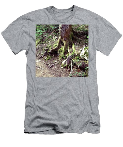 The Root Of The Matter Men's T-Shirt (Athletic Fit)