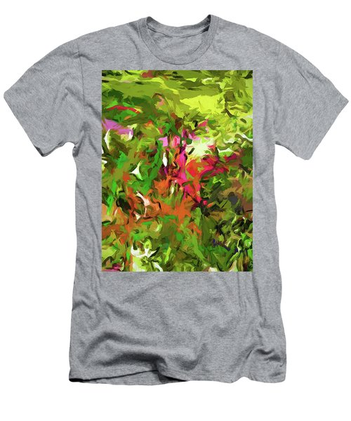 The Rosebud Men's T-Shirt (Athletic Fit)